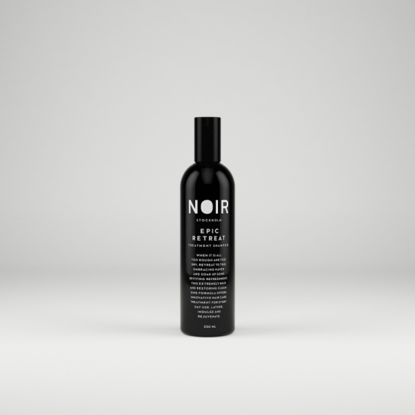 NOIR Epic Retreat Treatment Shampoo